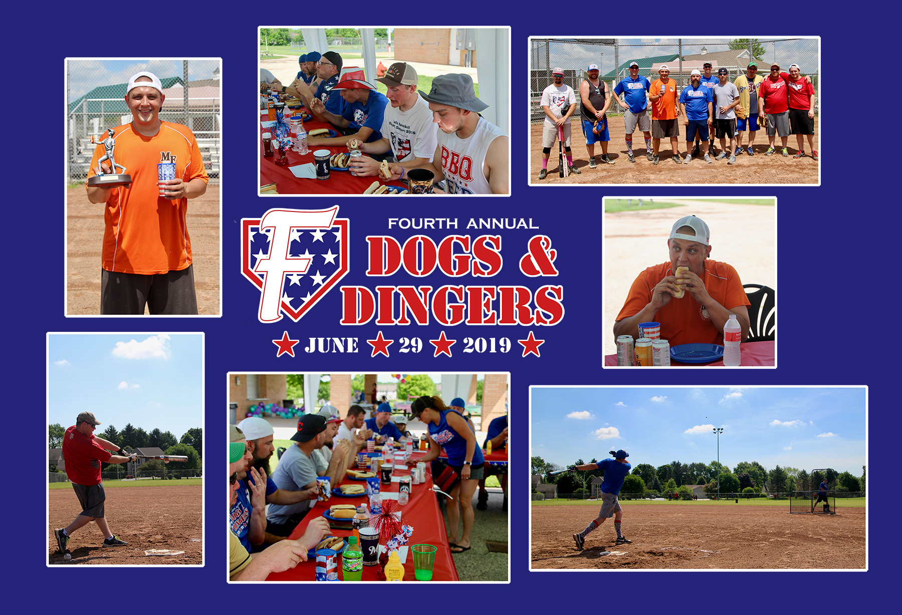 Dogs & Dingers 2019